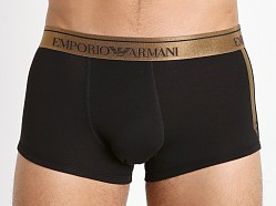 Emporio Armani Metal Trunk Black
