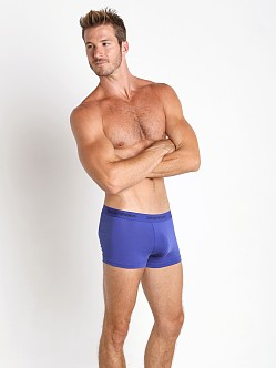 Emporio Armani Stretch Cotton 2-Pack Trunk Royal/Royal