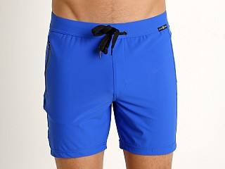 Gregg Homme Exotic Swim Shorts Royal