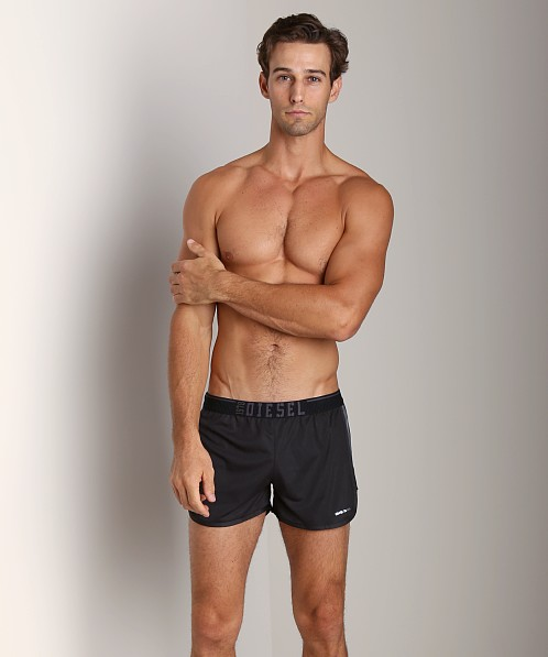 Diesel Reefy Athletic Shorts Black