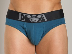 Emporio Armani Soft Hip Brief Octane