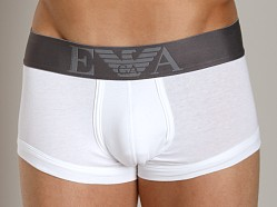 Emporio Armani Soft Trunk White