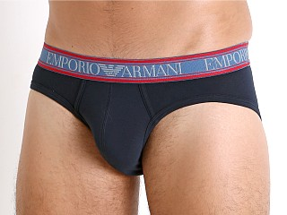 Emporio Armani Color Play Brief Marine