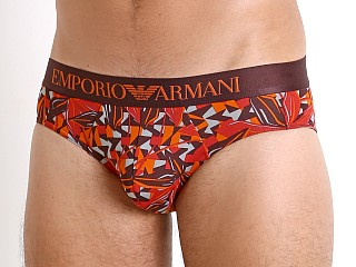 You may also like: Emporio Armani All Over Print Logo Brief Flower Print