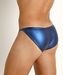 Rick Majors Liquid Skin Sports Brief Blue Steel, view 4