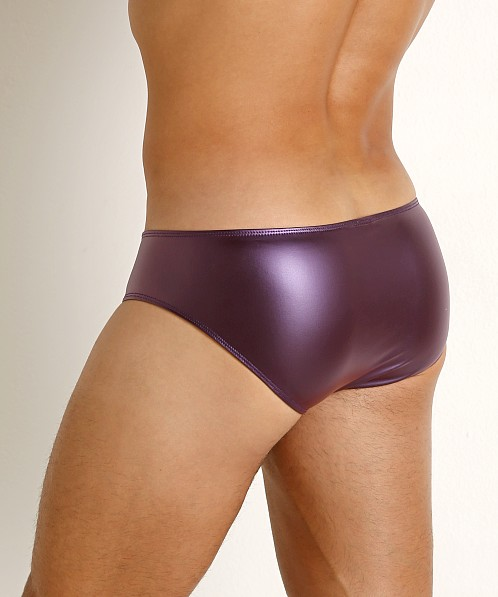 Rick Majors Liquid Skin Hip Brief Eggplant
