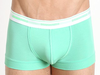 DSQUARED Vibrant Microfiber Trunk Green