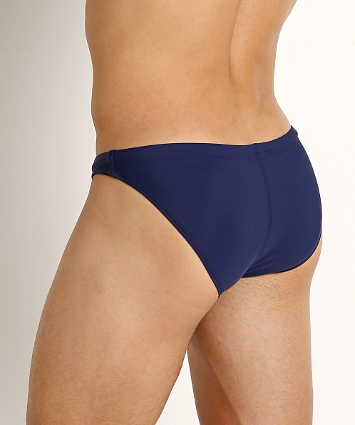 Rick Majors Super Low Rise Swim Brief Navy