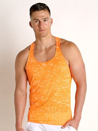 Complete the look: LASC Burn Out String Tank Orange