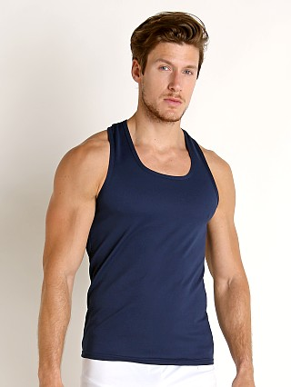 Complete the look: LASC Arena Tank Navy