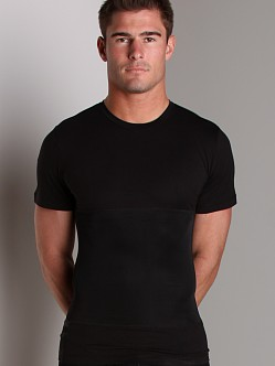 RIPT FUSION Crew Neck Shirt Black