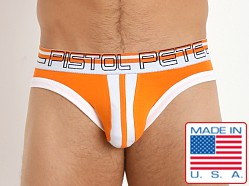 Pistol Pete Blowpop Reveal Back Brief Orange