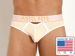 Pistol Pete Marquee Brief Orange