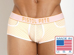 Pistol Pete Marquee Trunk Orange