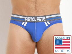Pistol Pete Nitro Backless Jock Brief Royal