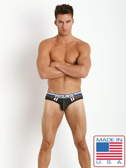 Pistol Pete Nitro Brief Black