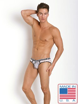 Pistol Pete Zenith Brief White