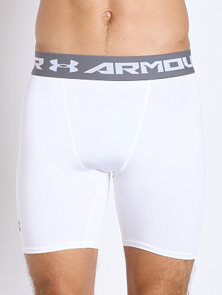 Complete the look: Under Armour Heatgear Armour Compression Short White