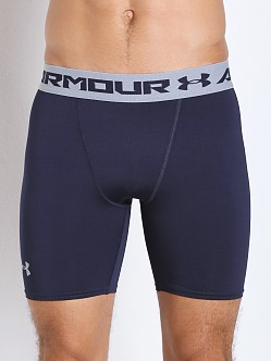 Under Armour Heatgear Armour Compression Short Midnight Navy