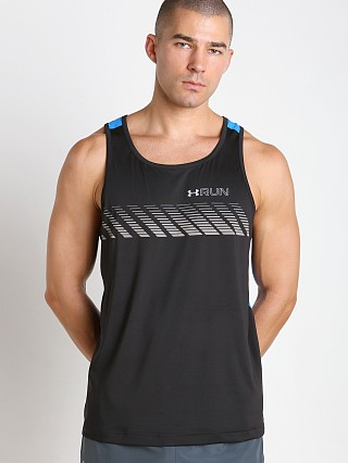 Complete the look: Under Armour Armourvent Apollo Running Tank Black