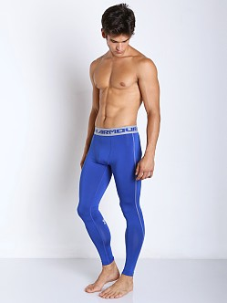 Under Armour Heatgear Compression Legging Royal