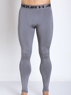 Under Armour Heatgear Compression Legging Stealth Gray