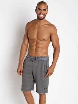 Under Armour Crotch Gusset Gym Short Carbon Heather