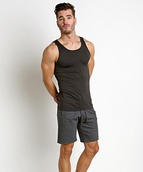 St33le Seamless Performance Tank Black