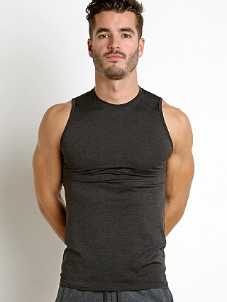 St33le Seamless Performance Muscle Tank Black