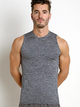St33le Seamless Performance Muscle Tank Grey