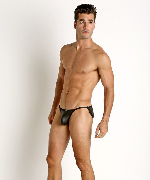 Rick Majors Liquid Skin Sports Brief Black