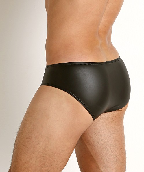 Rick Majors Liquid Skin Hip Brief Black