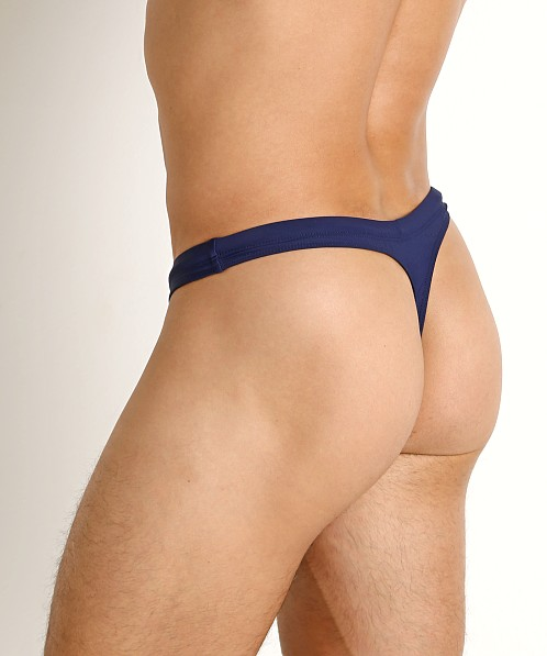 Rick Majors Low Rise Swim Thong Navy