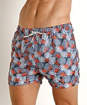 LASC Parachute Poly Swim Boxer Lobster, view 3