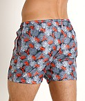 LASC Parachute Poly Swim Boxer Lobster, view 4