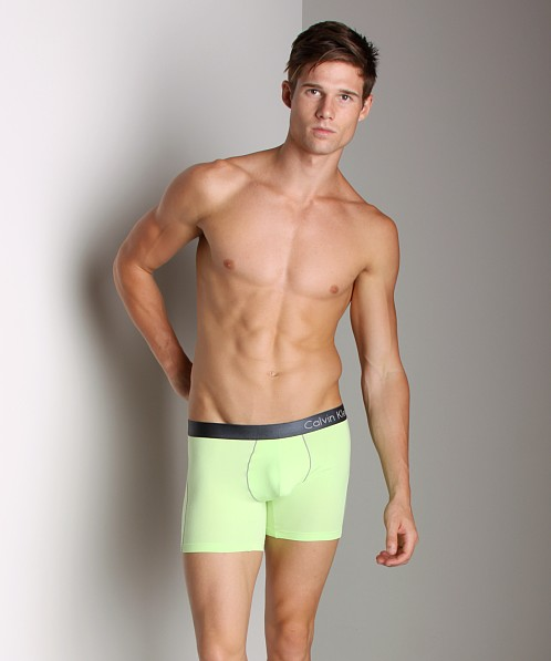 Calvin Klein Prostretch Reflex Boxer Brief Light Spearmint