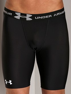 Under Armour UA HeatGear Compression Short Black