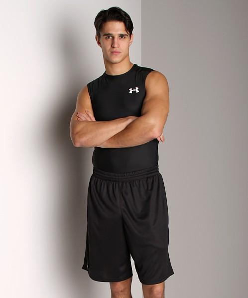 Under Armour HeatGear Sleeveless T Black