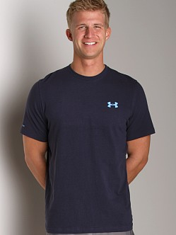 Under Armour UA Charged Cotton T Midnight Navy