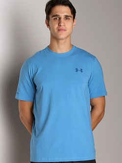 Under Armour UA Charged Cotton T Carolina Blue