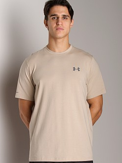 Under Armour UA Charged Cotton T Desert Sand
