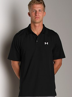 Under Armour Performance Polo Shirt Black