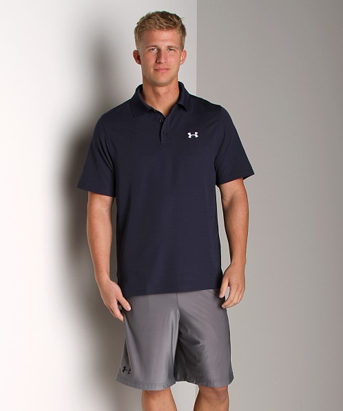 Under Armour Performance Polo Shirt Midnight Navy