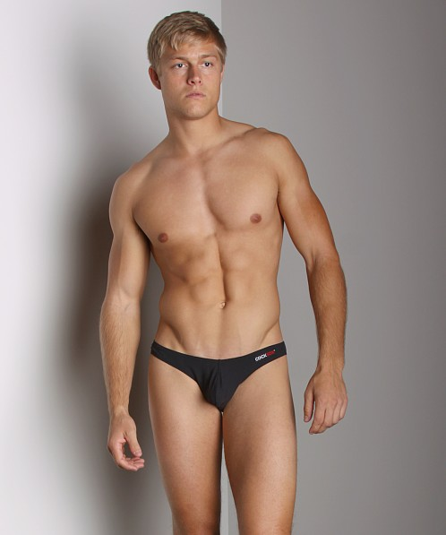 CockSox Enhancer Pouch Briefs Carbon Black