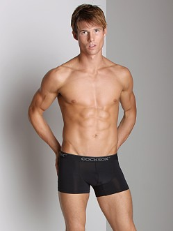 CockSox Enhancer Pouch Boxers Carbon Black