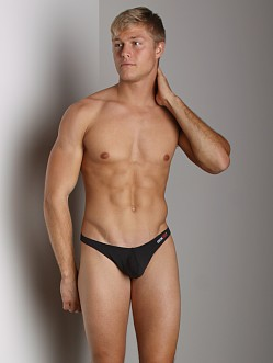 CockSox Enhancer Thong Jet Black