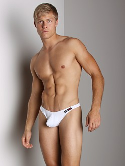 CockSox Enhancer Thong Quartz White