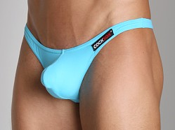CockSox Enhancer Thong Wahoo Blue