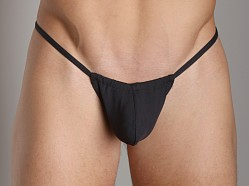 CockSox Enhancer Pouch Slingshot Carbon Black
