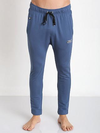Private Structure Bodywear Terry Carrot Pants Navy